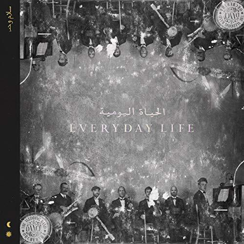 Coldplay - Everyday Life (Japan Edition) (2019)