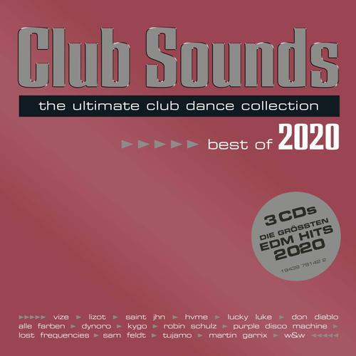 VA - Club Sounds - Best Of 2020 (2020)
