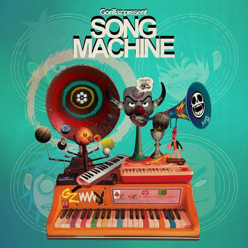 Gorillaz - Song Machine, Season One - Strange Timez (Japan Deluxe Edition) (2020)
