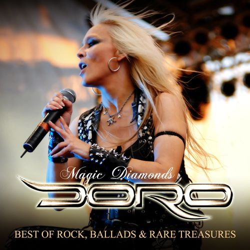 Doro - Magic Diamonds - Best of Rock, Ballads & Rare Treasures (2020)