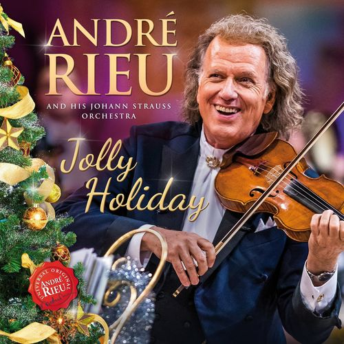 André Rieu & Johann Strauss Orchestra - Jolly Holiday (2020)